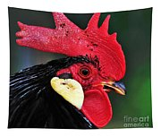 Handsome Rooster Tapestry