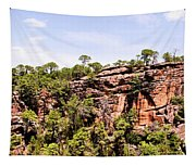 Hanging Forest Tapestry