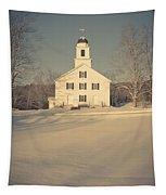 Hanover Center Church Etna New Hampshire Tapestry