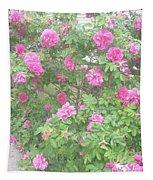 Hansa Roses Tapestry