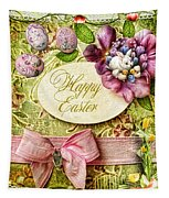 Happy Easter 2 Tapestry