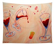 Happy Hour Tapestry