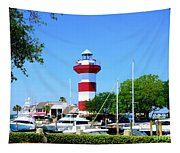 Harbour Town Lighthouse Tapestry