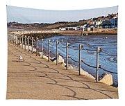 Harbour Wall Promenade Tapestry