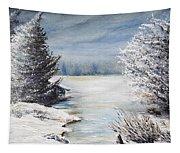 Hard Winter Tapestry