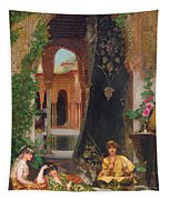 Harem Women Tapestry