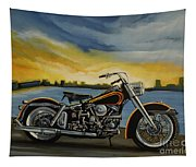 Harley Davidson Duo Glide Tapestry