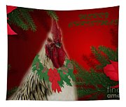 Harry Christmas Wishes Tapestry