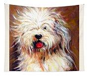 Harvey The Sheepdog Tapestry