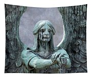 Haserot Weeping Angel Tapestry