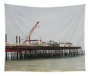 Hastings Pier Reconstruction Tapestry