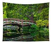 Hatley Bridge Tapestry