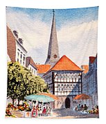Hattingen Germany Tapestry