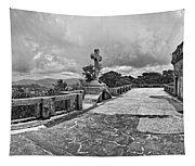 Haunted Diplomat Hotel, Baguio City Tapestry
