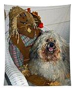Havanese Dog Tapestry