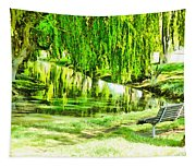Have A Sit Down Tapestry