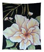 Hawaiian Pua Tapestry
