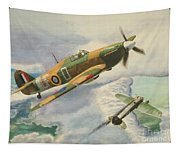 Hawker Hurricane Tapestry