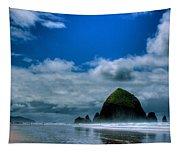 Haystack Rock V Tapestry