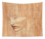 Head Of Proserpine Tapestry