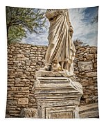 Headless Statue Tapestry