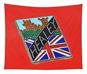Healey Silverstone D Type Tapestry