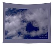 Heart In The Clouds Tapestry