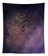 Heart Of Peace Tapestry