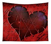 Heartbeat 2 Tapestry