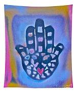 Heavenly Hamza 1 Tapestry