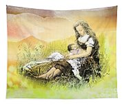 Heavenly Peace Tapestry