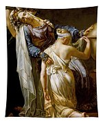 Hecuba And Polyxena Tapestry