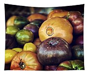 Heirloom Tomatoes At The Farmers Market Tapestry