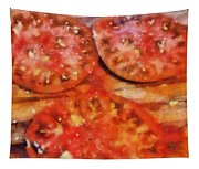 Heirlooms With Salt And Pepper Tapestry