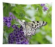 Hello Beauty Tapestry