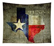 Hello Texas Tapestry