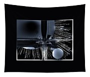 Helm Of Darkness Tapestry