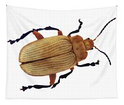 Henry Lin Beetle Tapestry