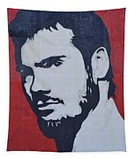 Henry Rollins Tapestry