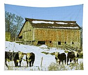 Hereford Barn Painting Tapestry