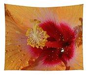 Hibiscus Stamen IIi Tapestry