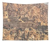 Hidden Castle Tapestry