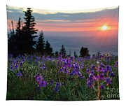 High Country Dawn Tapestry