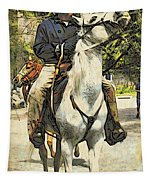 High Horse Tapestry