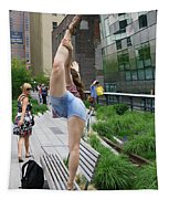 High Line Exhibitionist Tapestry