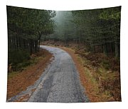 High Mountain Road Tapestry