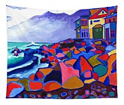 High Tide Boars Head Nh Tapestry