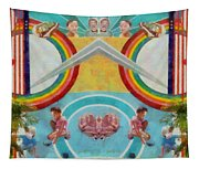 Higher Power Tapestry