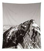 Hiker, Grand Teton Park, Wyoming, Usa Tapestry by Panoramic Images