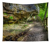 Hiking Trail Tapestry